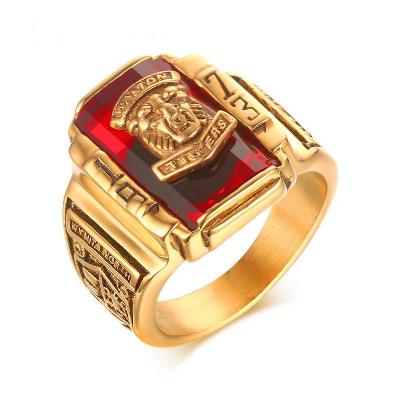 Conqueror Guard Ring